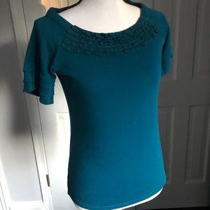 Ann Taylor short sleeve top